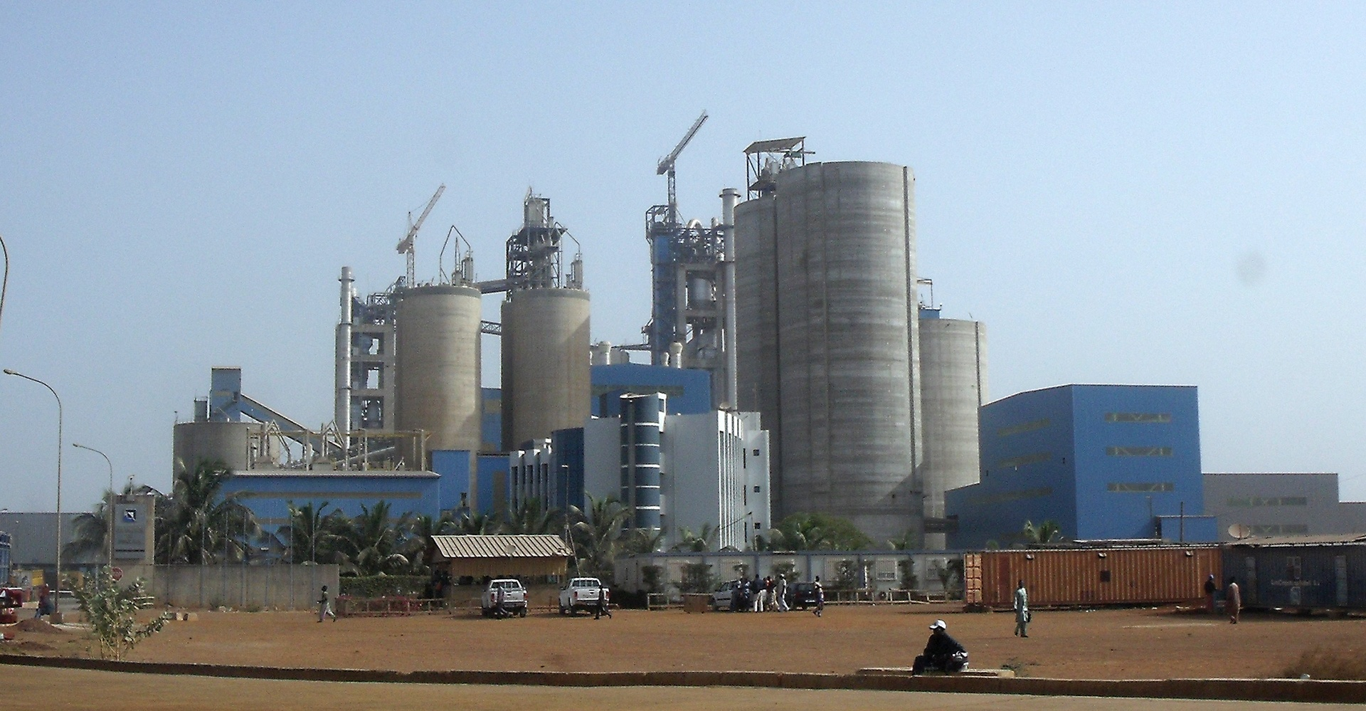 Project in Senegal