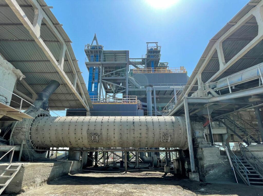 Cement Mill in Georgia